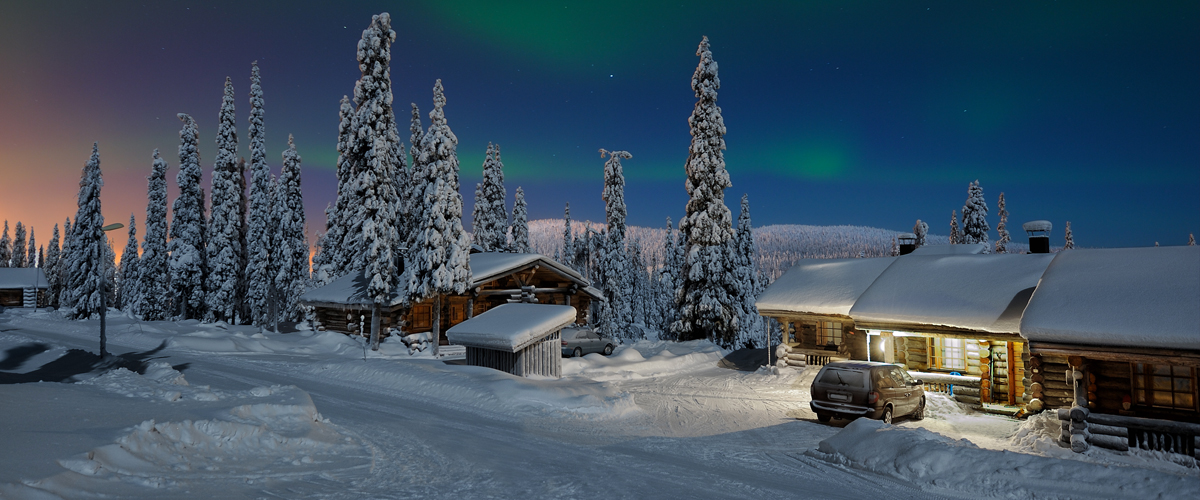 Рынок тепловых насосов в Финляндии