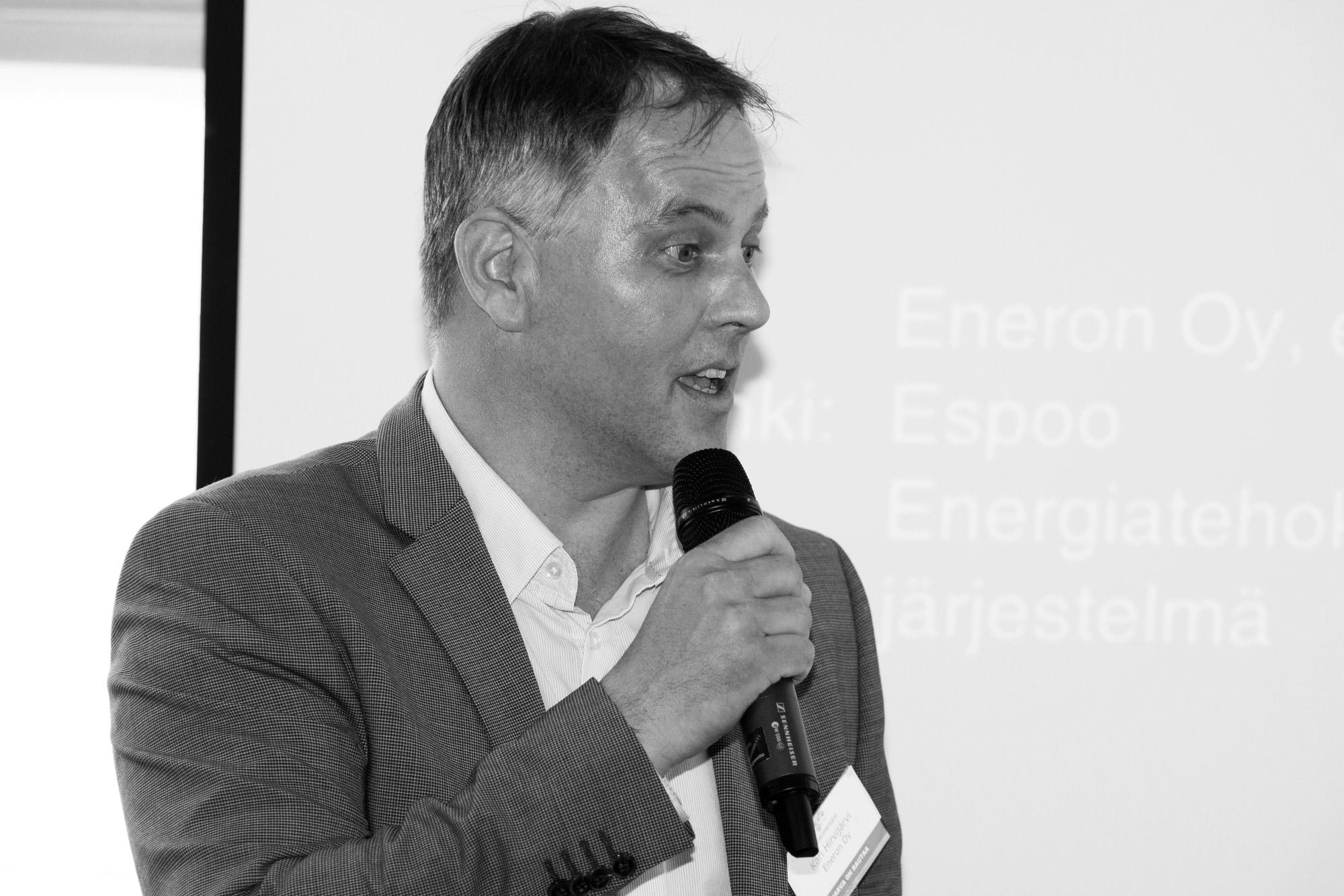 Кари Хирвиярви победил в конкурсе предпринимателей